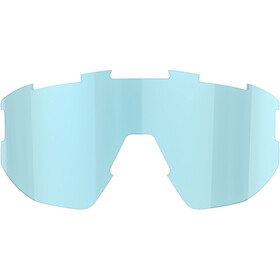 Bliz Matrix Spare Lens for Small Glasses, smoke/icy blue multi
